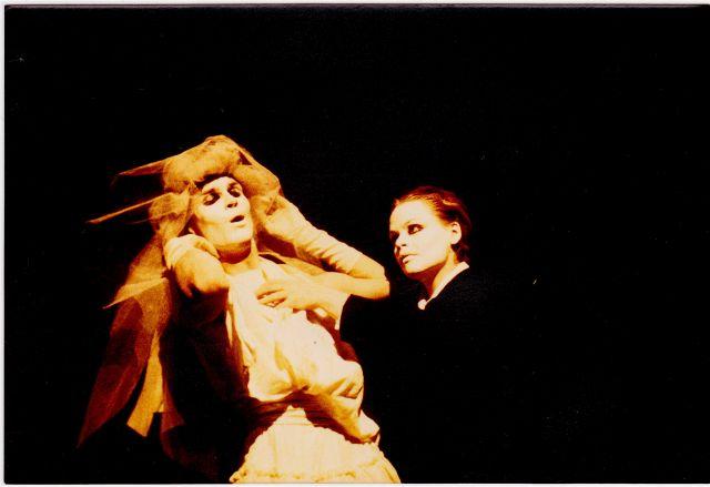 """Bride and Groom""Shusaku  Dormu Dance Theatre Terence Roe and  Ulrike Peukert.jpg"