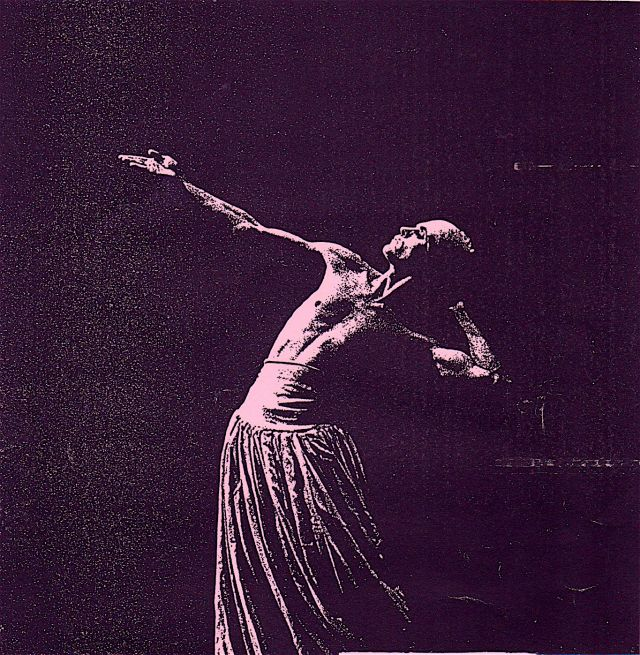 Terence Roe  in Shusaku Dormu Dance Theatre