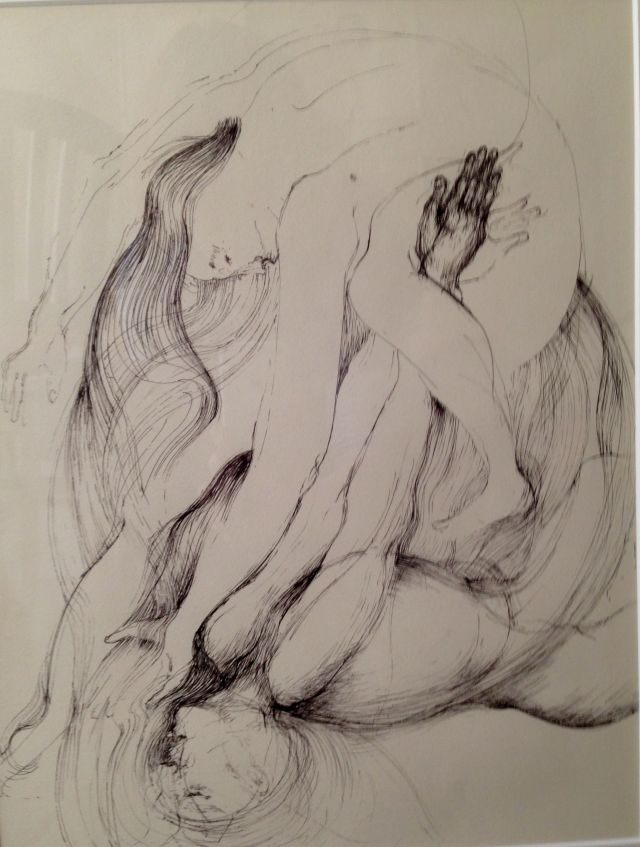 'water fall'  pen on paper 2000 private collection.jpg